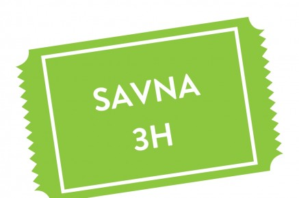 Sauna ticket